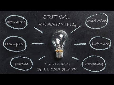 GMAT Critical Reasoning - Weaken the Argument by Wizako