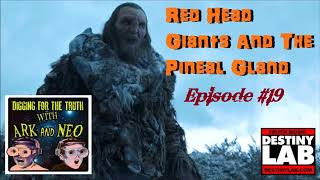 (Red Head Giants and the Pineal Gland) Digging for the truth episode #19