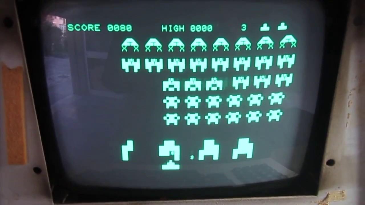 Commodore PET 4032 (2001N-32) easy repair. Bad ROM, bad VIA 6522 ...