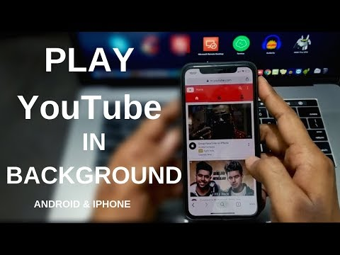 Play YouTube Videos in Background on Android & iPhone