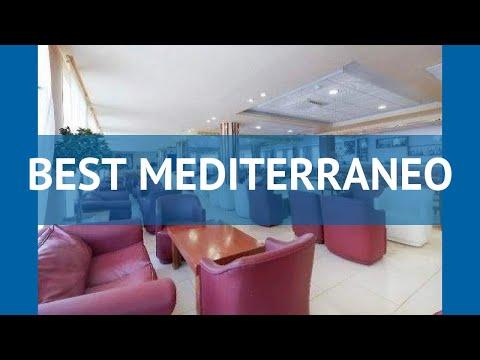 BEST MEDITERRANEO 3* Испания Коста Дорада обзор – отель БЕСТ МЕДИТЕРРАНЕО 3 Коста Дорада видео обзор