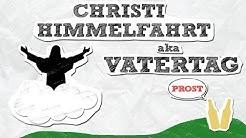 Warum feiern wir Christi Himmelfahrt? Und was hat der Feiertag mit Vatertag zu tun?