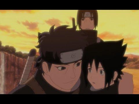 Sasuke, Itachi, and Shisui Wholesome moment