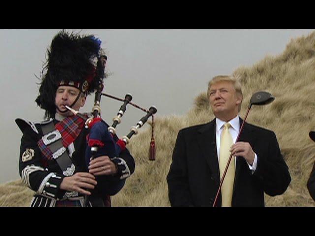 Fighting Trump (2011) - Residents Opposing Donald Trump's Scottish Golf Resort