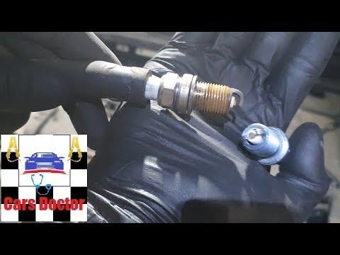 Cambio bujias Citroen Xsara 1400 Gasolina KFW C3 c2 206 207 PSA