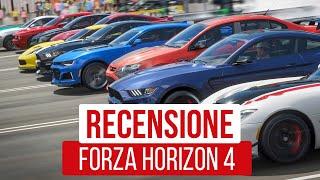 Forza Horizon 4, la recensione di Spaziogames.it