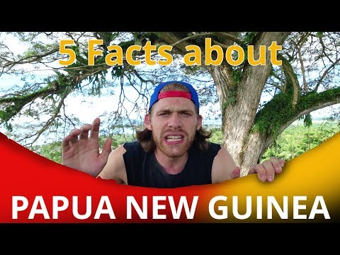 5 Facts about Papua New Guinea