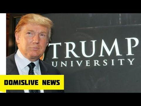 Donald Trump pays $25M in Trump University Fraud Case Settlement