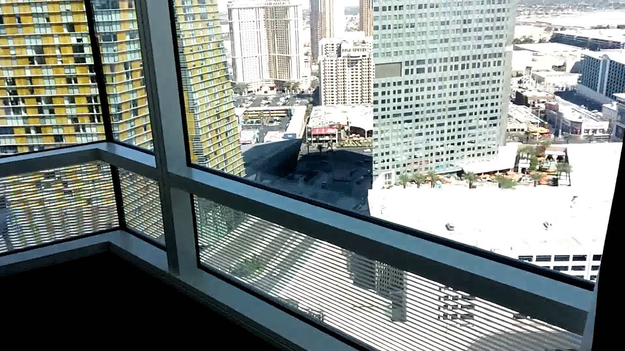 Aria penthouse city view sky suites 2014 - YouTube