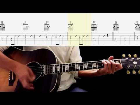 Guitar TAB : Love Me Do - The Beatles mp3
