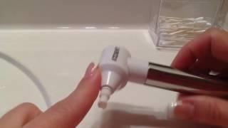 Аппарат для чистки зубов часть 2 : как работает ( результат)