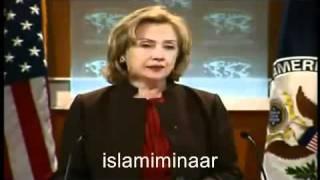 Hillary Clinton talking-persented by khalid qadiani.flv