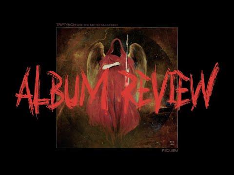 GBHBL Whiplash: Triptykon with the Metropole Orkest – Requiem (Live At Roadburn 2019) Review
