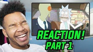 Rick and Morty Season 3 Episode 1