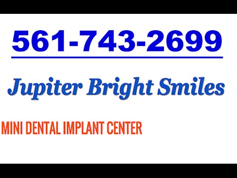 Mini Dental Implants Jupiter Florida