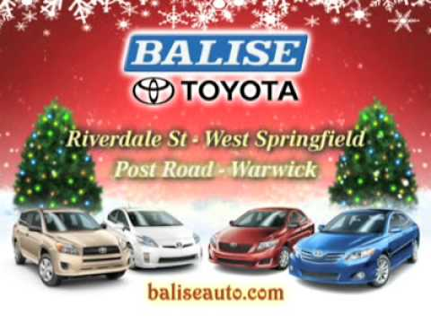 Balise Toyota Dec 2009