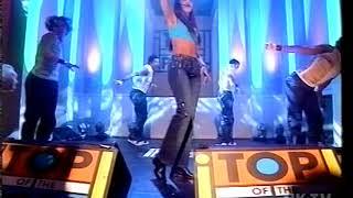 Samantha Mumba - Body II Body (Top Of The Pops)