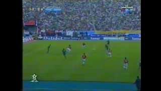 الــمغرب 1-0 مـصر 2001 هدف مصطفى حجي # Maroc 1-0 Egypt