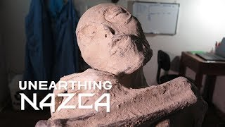 Unearthing Nazca | Q&A at Gaia HQ 6/30/17
