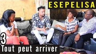 Tout peut arriver VOL 3 Theatre Esepelisa 2016 Doutshe Kapanga Feux de l 39 Amour Esepelisa