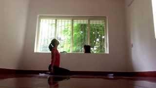 Marjariasana   Cat/Cow Pose   Dhivyam Yoga