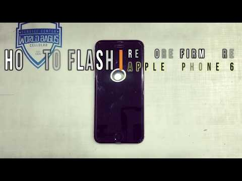 cara-flash-firmware-apple-iphone-6-(restore-firmware)