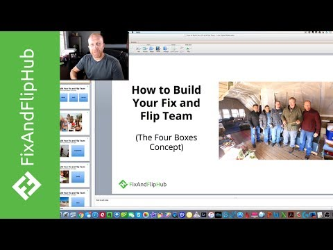 How to Build Your Fix and Flip Team