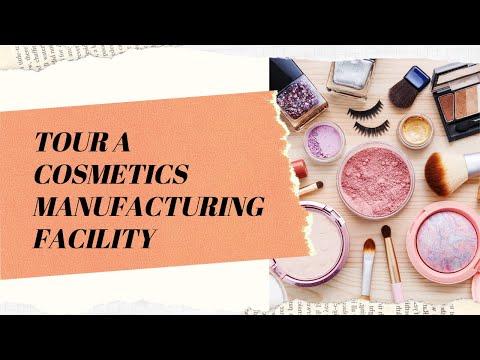 Mary Kay Cosmetics Factory Tour