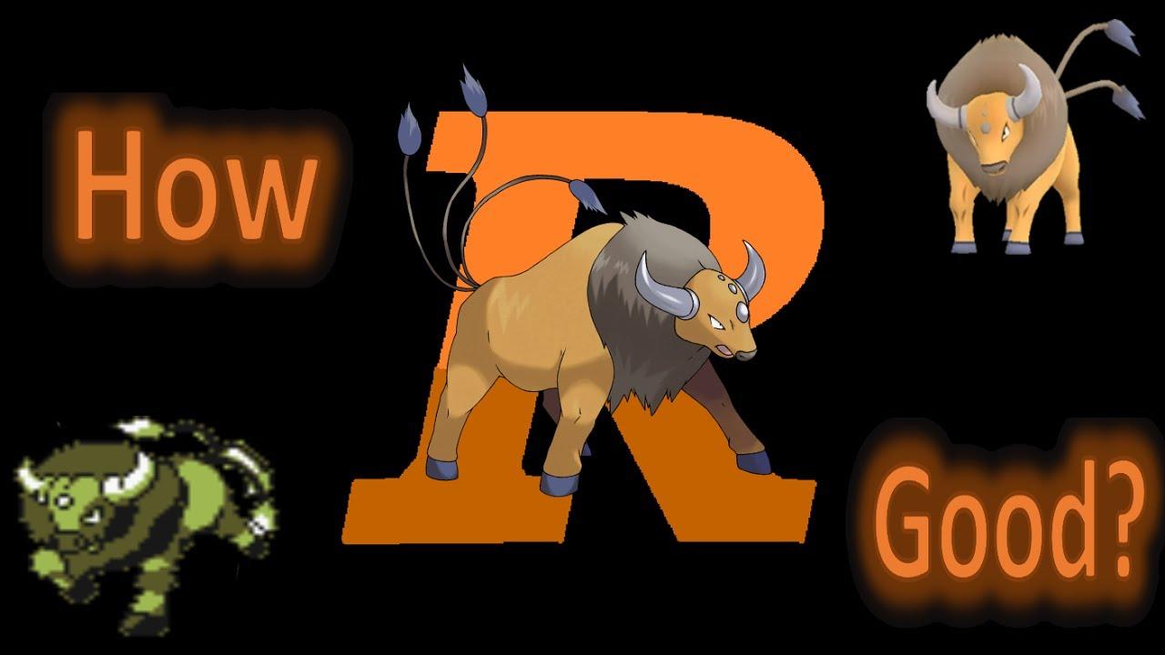 Tauros Evolution Throughout Pokemon Generations l History ...