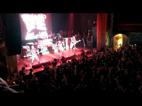 "Rancid- Argentina bs as , ""radio"" -(teatro Flores).30/03/17"