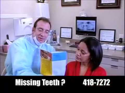Mini Dental Implant Solutions-Girl Missing Tooth