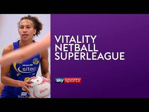 LIVE SUPERLEAGUE NETBALL! Team Bath vs Saracens Mavericks