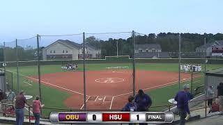 Reddies Softball vs. Ouachita Baptist (DH)   April 9, 2019