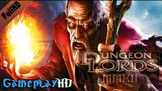 Dungeon Lords MMXII Gameplay (PC HD)