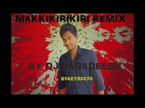 MAKKIKIRIKIRI TAPORI REMIX BY DJ JAGADEESH ||RAHUL SIPLIGUNJ TELUGU COVER SONG || GALLI KA GANESH