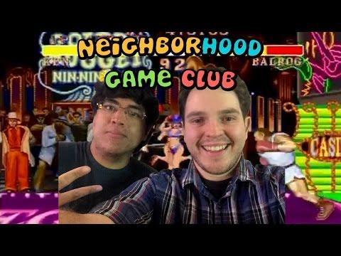 Neighborhood Game Club #17 - Michael Bustamante (Las Vegas)