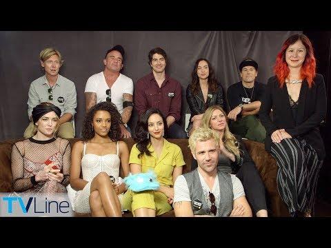 'Legends of Tomorrow' Cast Previews 'Season 4' | Comic-Con 2018 | TVLine