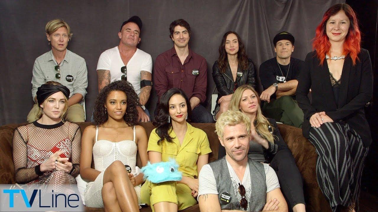 Legends of Tomorrow' Season 4 Cast Explains Skipping Crossover Event