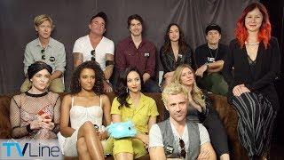 'Legends of Tomorrow' Cast Previews 'Season 4'   Comic-Con 2018   TVLine