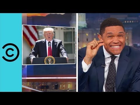 The Daily Show | No One Really Went With Trump On The Whole Climate Thing