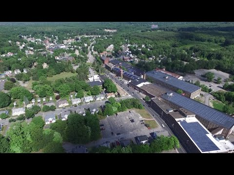 Northbridge, MA Drone Tour