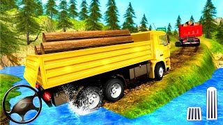 Truck Cargo Driver 3D Simulator #1 - Android GamePlay