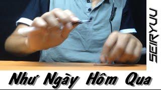 Như Ngày Hôm Qua - Sơn Tùng M-TP - Pen Tapping by Seiryuu