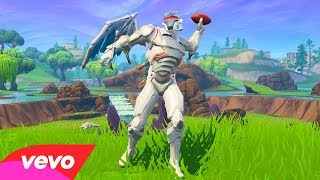 Fortnite Dances BUT They Are Remixed..! pt6 (WHITE OMEGA)