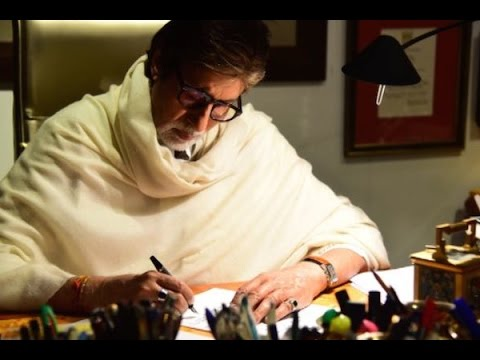 Amitabh Bachchan's letter to granddaughters: Don't worry about 'log kya kahengey'