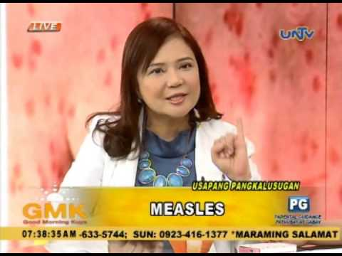 Measles: Causes and Symptoms