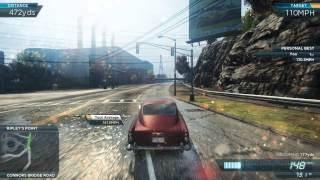 NFS Most Wanted 2012: All Aston Martin DB5 Events with Full Pro Mods [Movie Legends Pack DLC]