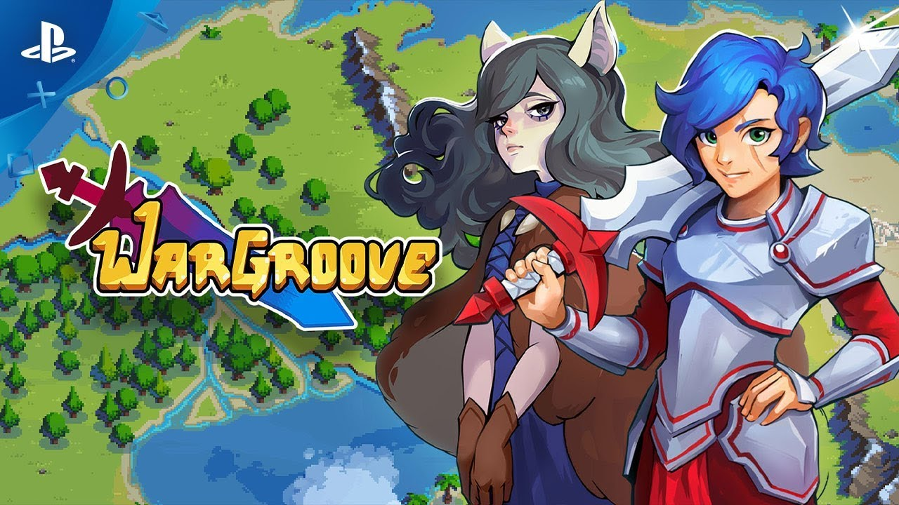 Wargroove - Launch Trailer | PS4