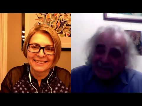 ART TALK: Vasyl Hlynchak, art historian,  journalist