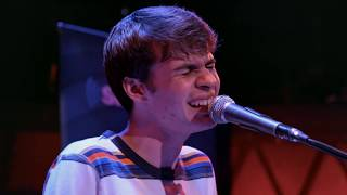 "Rex Orange County performs ""Loving is Easy"" live at Rockwood Music Hall"